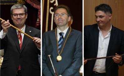 Tres alcaldes vizcaínos, entre los diez regidores mejor pagados de España