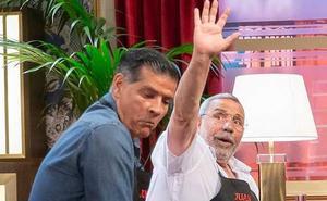 Los Chunguitos, expulsados 'por huevos' de 'MasterChef Celebrity'