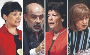 El Parlamento señala a cuatro consejeros por su «inacción» en el fraude de los comedores escolares
