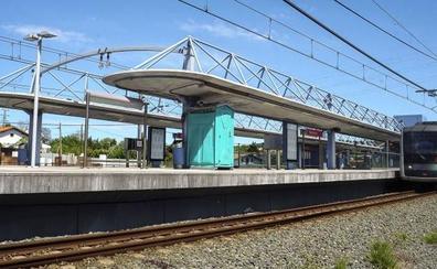 La fecha de puesta en marcha de la estación fantasma de Ibarbengoa sigue en el aire