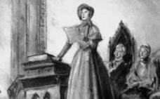 Eunice Newton, duela 164 urte aldaketa klimatikoa iragarri zuen zientzialari estatubatuarra