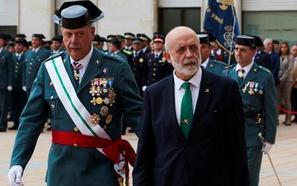La Generalitat pide al Gobierno la cabeza del jefe de la Guardia Civil en Cataluña por sus ataques al independentismo