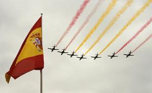 Diez empresas vascas se unen a la campaña para vender fuera la marca España el 12 de octubre