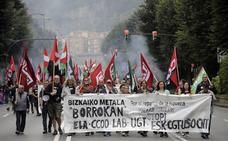 Cebek cree que los sindicatos del metal buscan «un conflicto largo en el tiempo»