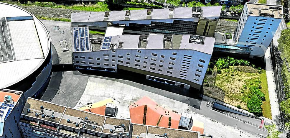 Un hotel, un gran gimnasio y nueva hostelería darán impulso al entorno del Iradier