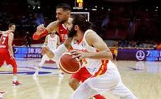Salah Mejri vuelve al Madrid hasta final de temporada