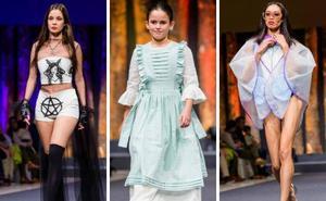 Niñas 'vintage', brujas modernas y sirenas desfilan en el Europa