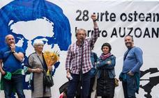 La Fiscalía no ve delito en los recibimientos en marzo a los etarras Urizar y Etxarte