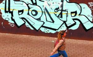 Los vecinos podrán proponer que se retiren las pintadas molestas