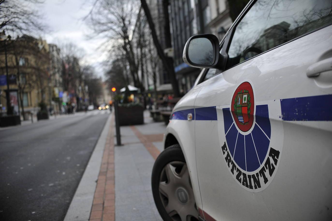 Detenido un joven en Bilbao tras robar en varios establecimientos