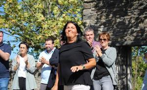 Encina Castresana, del PNV, presidirá la Cuadrilla de Ayala con los votos del PSE