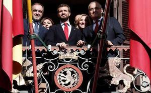 Casado vincula cualquier acuerdo con Sánchez a la «ruptura del acuerdo» con Bildu en Navarra