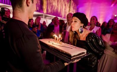 Desfile, DJ's y caras conocidas: así fue la fiesta de Mercedes de Miguel por sus 30 años en la moda