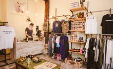 La camiseta de las croquetas y la tienda del Casco Viejo que es de otro planeta