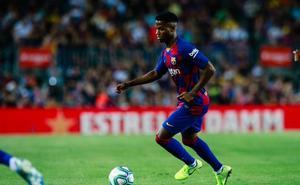 Robert Moreno no descarta a Ansu Fati para la Eurocopa