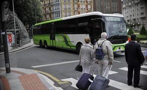 El tamaño de los vehículos de Bizkaibus limita su salto hacia los híbridos