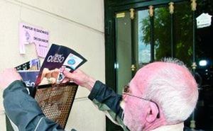 «No hay que tirar los folletos publicitarios»