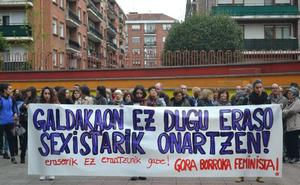 Galdakao convoca una concentración para denunciar las agresiones sufridas por dos vecinas en Bilbao