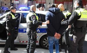 Ya no hay que ir a la comisaría para denunciar delitos menores en Bilbao