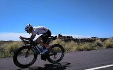 Cuarto asalto de Gurutze Frades al Ironman de Hawai