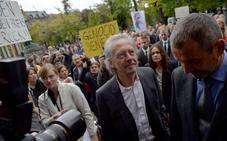 Peter Handke, el austríaco que pedía Justicia para Serbia