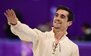 El campeón mundial Javier Fernández trae a Bilbao su espectáculo de patinaje