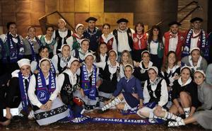 San Fausto ya reina en Basauri