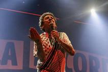 El primer concierto del regreso de La Polla, en imágenes