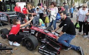 Un día en la carrera ecológica de Bilbao