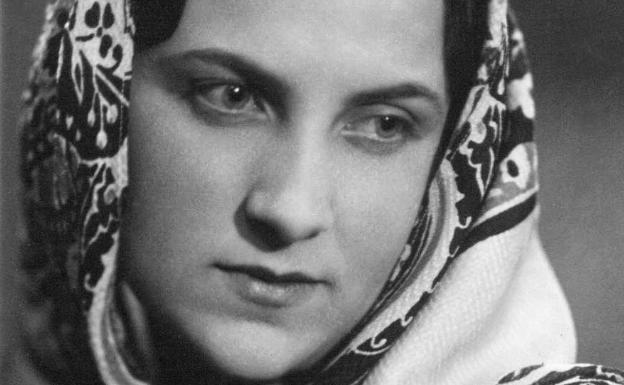 Ausschnitt aus dem Porträt von Natascha Wodins Mutter