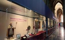 La Catedral Nueva estrena una muestra de objetos históricos que dará la bienvenida a los visitantes