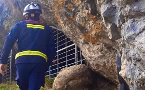 Localizan en buen estado a los dos jóvenes desaparecidos en la Sierra del Gorbea
