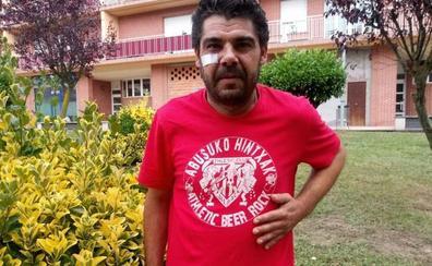 La peña del Athletic retira ahora el galardón que había concedido a Josu Méndez