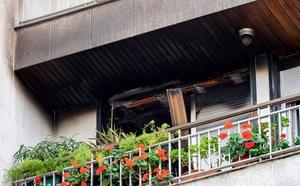 Muere un hombre de 78 años con alzhéimer y su mujer resulta herida en un incendio en Laredo