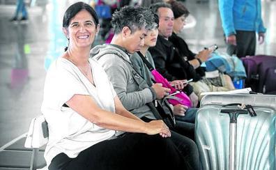 «Aún no hay fecha para la ampliación pero el aeropuerto no se va a saturar»
