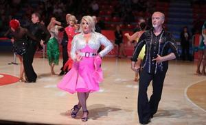 ¡Mira quién baila en La Casilla!