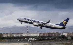 Ryanair programa vuelos de Foronda a Colonia entre marzo y octubre de 2020