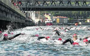 El campeonato de España de triatlón se disputará en Bilbao