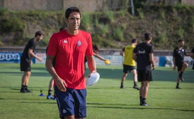 Vélez de Mendizabal: «El balón parado nos hace daño»