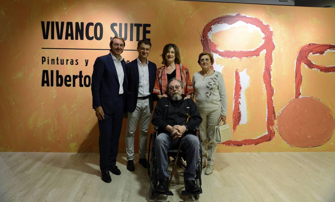 Corazón transforma la estética del vino en una creación musical en el Museo Vivanco
