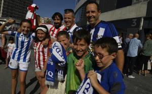 Casi 30.000 aficionados baten el récord en Anoeta