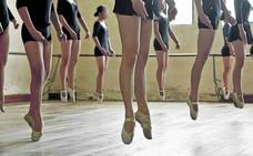 Alumnas y profesores de danza de Vitoria aprenden a luchar contra la anorexia y la bulimia