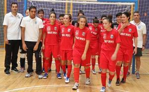 El Bilbo encaja su tercera derrota consecutiva tras perder 5-0 ante el UCAM El Pozo Murcia