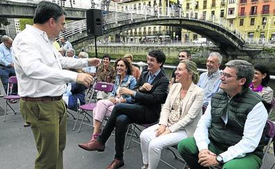 El PNV acusa a Sánchez de tener «agenda de campaña, pero no de gobierno»