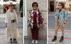 Los looks más especiales de los vizcaínos para el 'veroño'