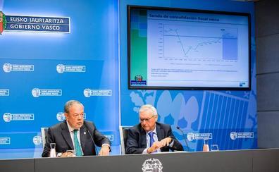 El Gobierno vasco confirma que la economía vasca crece menos de lo esperado
