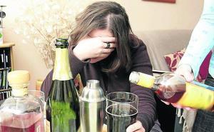 El alcoholismo se dispara entre las mujeres