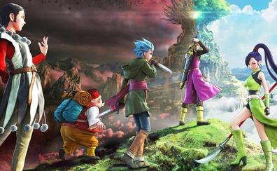 Dragon Quest XI: Ecos de un pasado perdido sigue convenciendo en Nintendo Switch