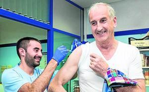 70.000 alaveses están llamados a vacunarse ya para esquivar a la gripe