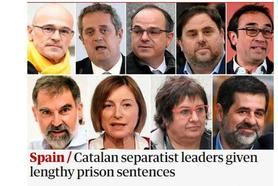 La sentencia, noticia en todo el mundo